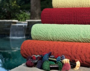 final yarn carpet