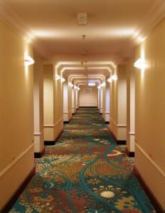 B carpet