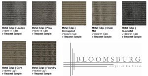 metal edge samples