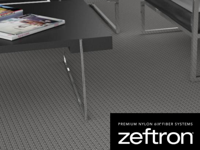 Metal Edge made with Zeftron nylon