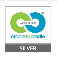 Zeftron nylon is proud to be Cradle to Cradle Certified(TM) Silver