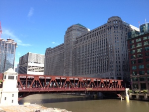 More than 700 exhibitors packed the Merchandise Mart for NeoCon 2015