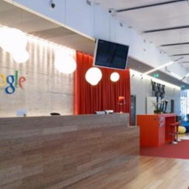 google-reception-area